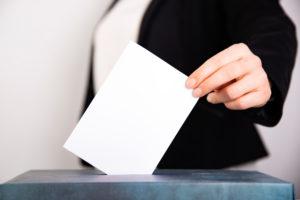 Bürgermeisterwahl in der Gemeinde Sylt
