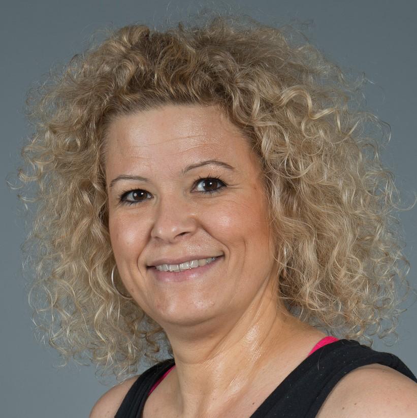 Cristina Mölck-Schnittgard Zumba TSV Westerland