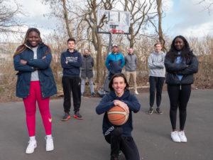 TSV Westerland Streetball Team